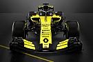 Formule 1 La fiche technique de la Renault R.S.18