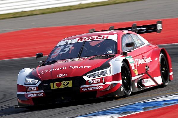 DTM Hockenheim, Libere 3: Rast e l'Audi cercano la riscossa