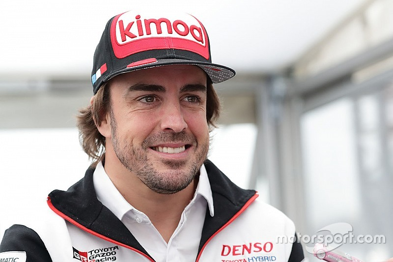 "Alonso on Indy 500: ""I miss being there"""