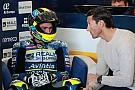 MotoGP Siméon commence à travailler son adaptation au MotoGP avec Xaus