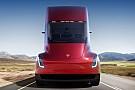 OTOMOBİL Tesla Semi 0'dan 100'e 5 saniyede çıkıyor, 800 kilometre menzili var