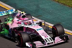 Fórmula 1 Análisis Análisis: El paquete aerodinámico de Force India en Australia