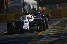 Startaufstellung: GP Australien der Formel 1 2018 in Melbourne
