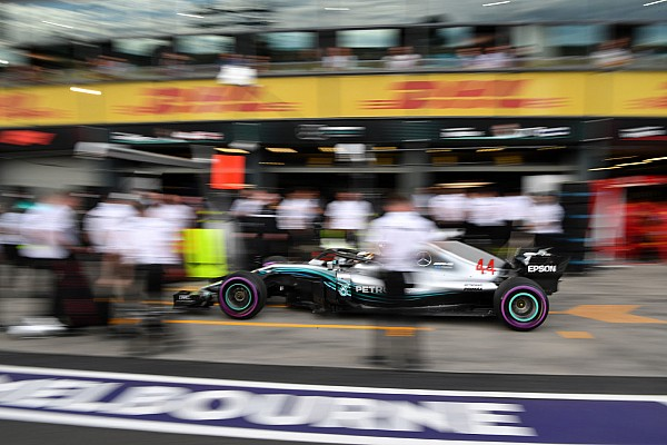 Формула 1 Новость Особый режим мотора Mercedes стал главной темой после квалификации