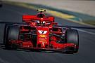 "Fórmula 1 Raikkonen se preocupa com diferença ""grande"" para Hamilton"