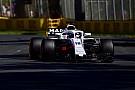 Formula 1 Sirotkin ve Stroll, FW41'in performansından memnun