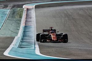 Forma-1 Információk a tesztről Vandoorne: Ugyanott törtem össze az autóm, mint Alonso, elég furcsa volt