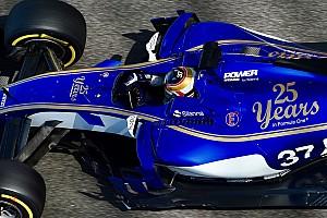 Fórmula 1 Análisis GALERÍA TÉCNICA: la actualización del Sauber C36 durante 2017
