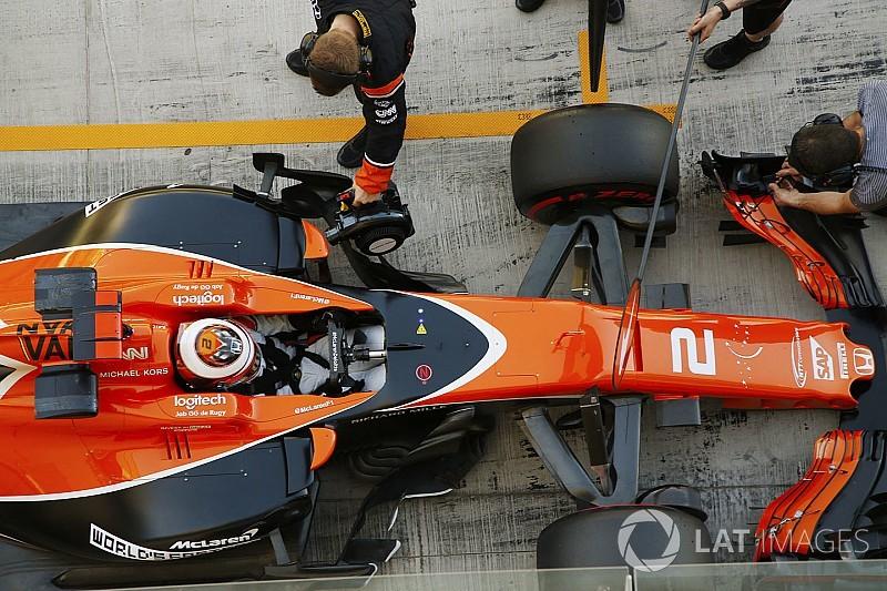 GALERÍA TÉCNICA: la actualización del McLaren MCL32 durante 2017
