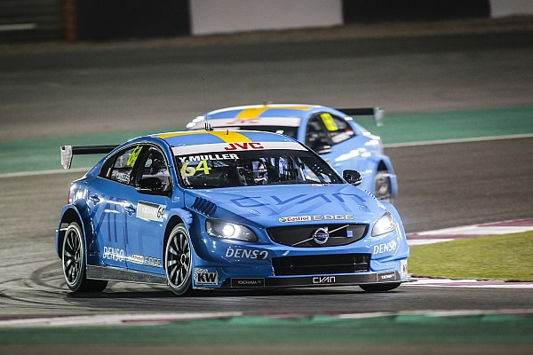 WTCR Breaking news Volvo believed to be working on TCR car