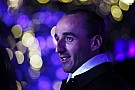 Kubica in Grove: Comeback