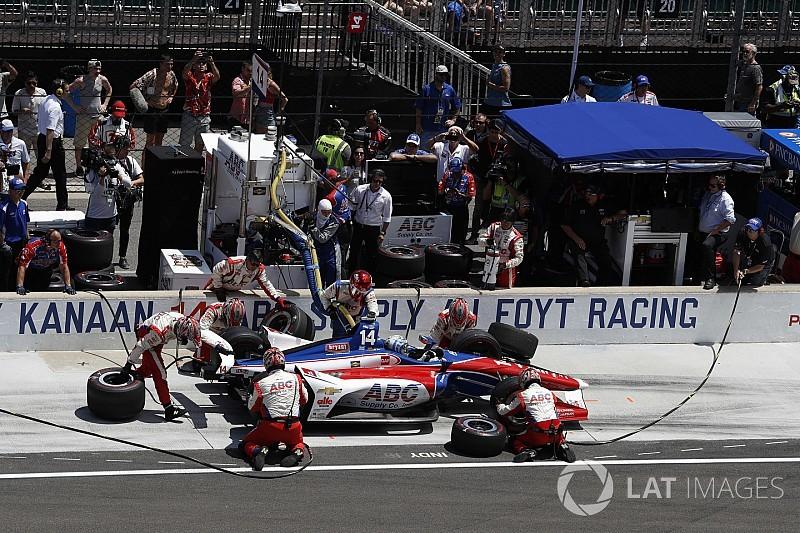 """Kanaan sobre Indy 500: """"Não era o nosso dia"""""""