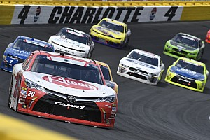 NASCAR XFINITY Breaking news Two NASCAR Xfinity Series crew chiefs suspended after Charlotte