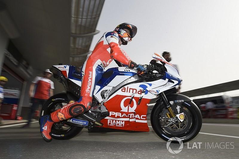 Petrucci se suma al test de probadores en Jerez