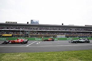 Stop/Go Livefeed Új elrendezés az F1-es rajtrácson?