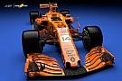 Videón és képeken a McLaren-Renault egyik változata 2018-ra