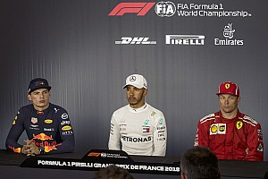 Formula 1 Press conference French GP: Post-race press conference
