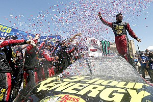 NASCAR Cup Race report Truex takes Sonoma win after pit strategy works to perfection