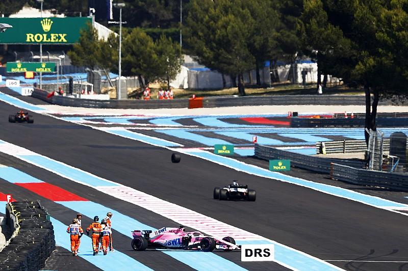 Force India: per la ruota persa da Perez c'è stata una multona FIA che è stata sospesa