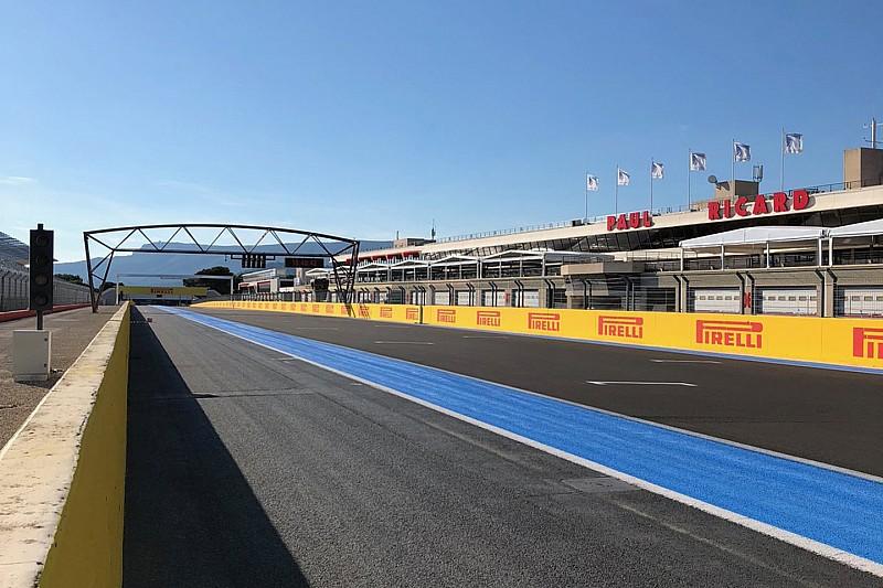 Tijdschema GP van Frankrijk gewijzigd vanwege WK voetbal
