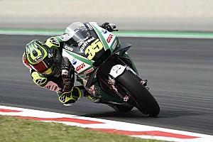 MotoGP Réactions Un grip difficile à trouver à Barcelone pour Crutchlow