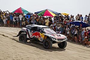 Dakar Últimas notícias Loeb lamenta começo