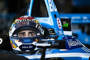 Formule E Nieuws Buemi: