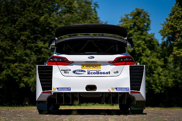 WRC Breaking news M-Sport brings Finland aero upgrade for Ogier