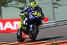 Rossi: Rear tyre spinning to blame for poor practice