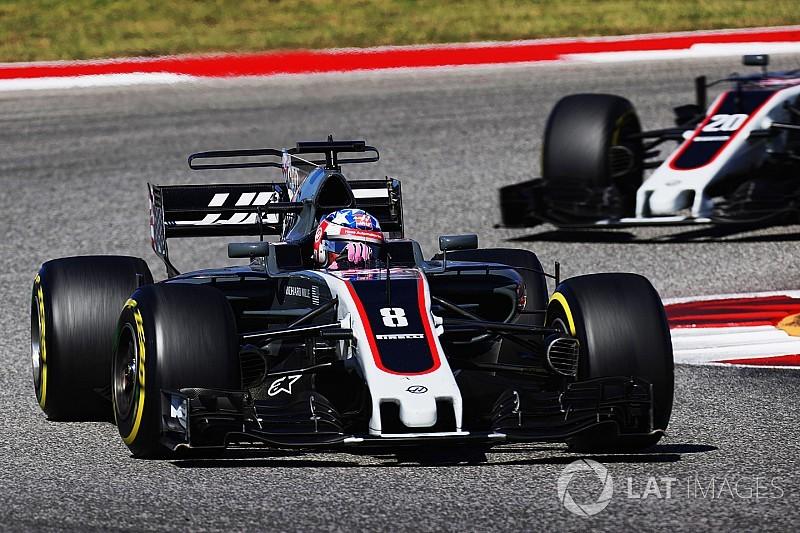 Haas: mudança cedo no foco para 2018 atrapalhou