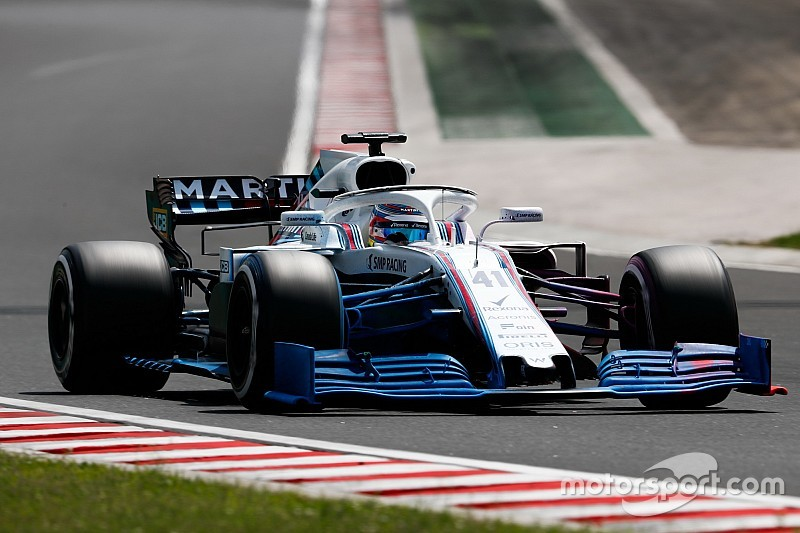 Командам Ф1 заборонили цьогоріч тестувати антикрила 2019 року