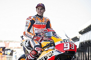 MotoGP News Marc Marquez vor MotoGP-Showdown: