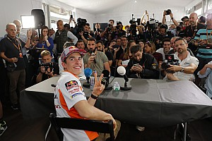 MotoGP Важливі новини Маркес: Я не маю злоби на Валентино