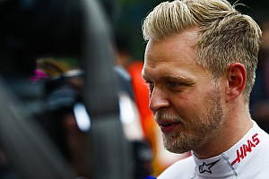 Formula 1 Breaking news Magnussen's confidence aiding consistency - Haas