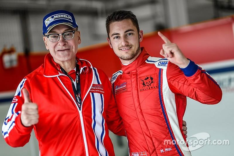 Mikkel Mac centra la pole per Gara 1 all'Estoril