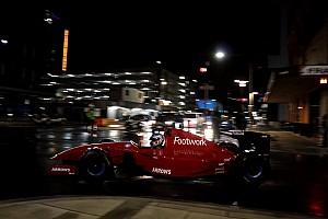 Adelaida publica un vídeo del rodaje secreto con los F1