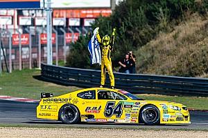 NASCAR Euro Rennbericht NASCAR-Euroserie Zolder: Alon Day ist der neue Champion