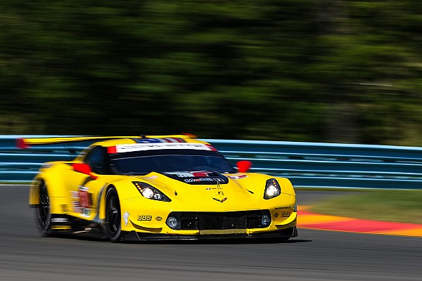 """IMSA """"We can't be depressed by second,"""" says Corvette's Garcia"""