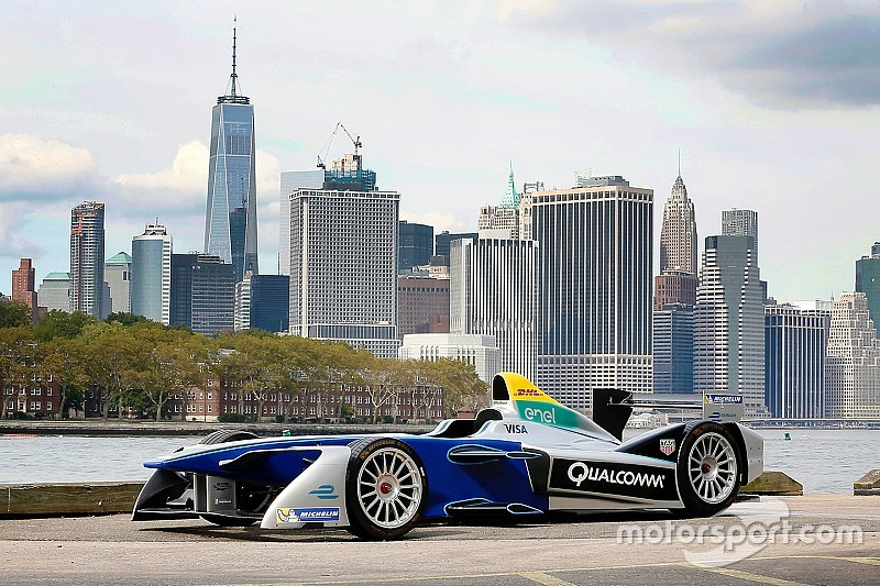 Formula E calendar confirms New York clashes with WEC