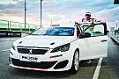 Primi test positivi per la Peugeot 308 Mi16 in versione TCS
