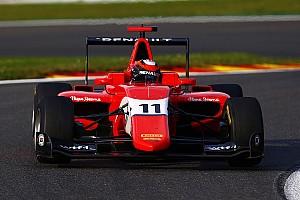 GP3 Отчет о гонке Эйткен одержал дебютную победу в Спа