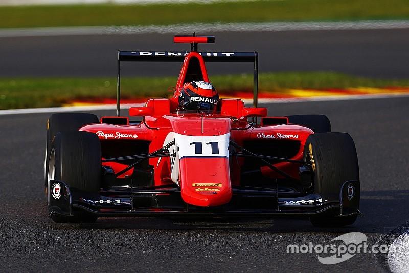GP3 у Спа: перша перемога Ейткена