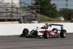 USF2000 Breaking news Brabham gives new USF2000 chassis its oval debut