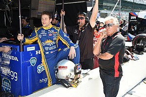 IndyCar Interview Marco Andretti hoping to end family 'curse' in 100th Indy 500