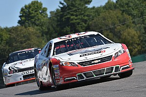 NASCAR Canada Race report Lapcevich clinches 2016 title as Hathaway dominates Kawartha 250