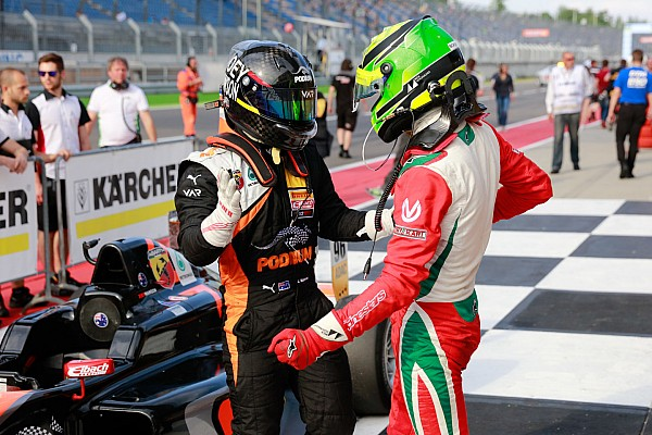 Schumacher Almanya F4'te şampiyon olamadı