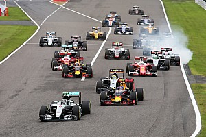 Formula 1 Analysis Analysis: Why starts have become F1 drivers' biggest headache