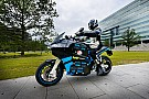 Motorrace: overig Studententeam start 80-daagse trip met 's werelds eerste elektrische toermotor