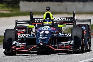 IndyCar Отчет о тренировке Бурдэ возглавил протокол третьей тренировки в Торонто