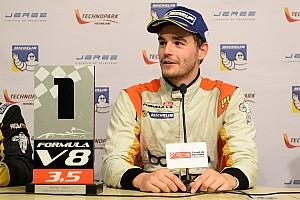 Formula E Breaking news F3.5 champion Dillmann to test for Venturi in Mexico